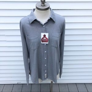 Roots 73 Baywood Long Sleeve Button Down Shirt